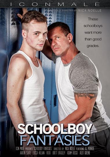 Schoolboy Fantasies Cover