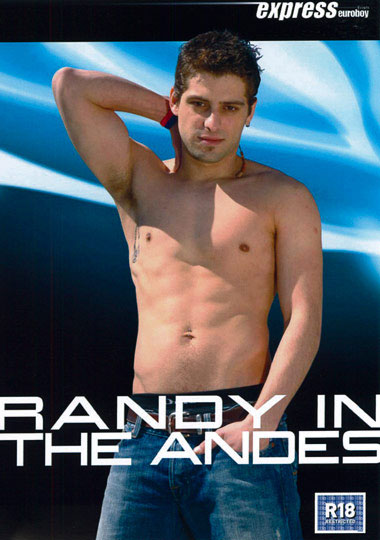 Randy In The Andes  Cover