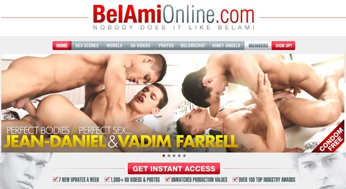 BelAmiOnline Mega Collection Cover
