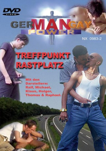 German Gay Power - Treffpunkt Rastplatz Cover