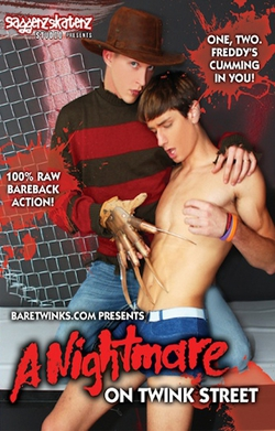 A Nightmare On Twink Street Cover