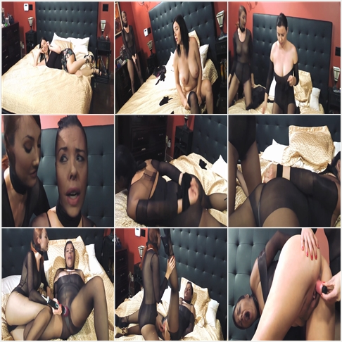 full encasement Forced pantyhose