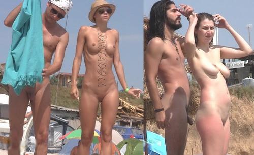 Nudity (Beach Sex, Nudism, Nude Beach Voyeur)