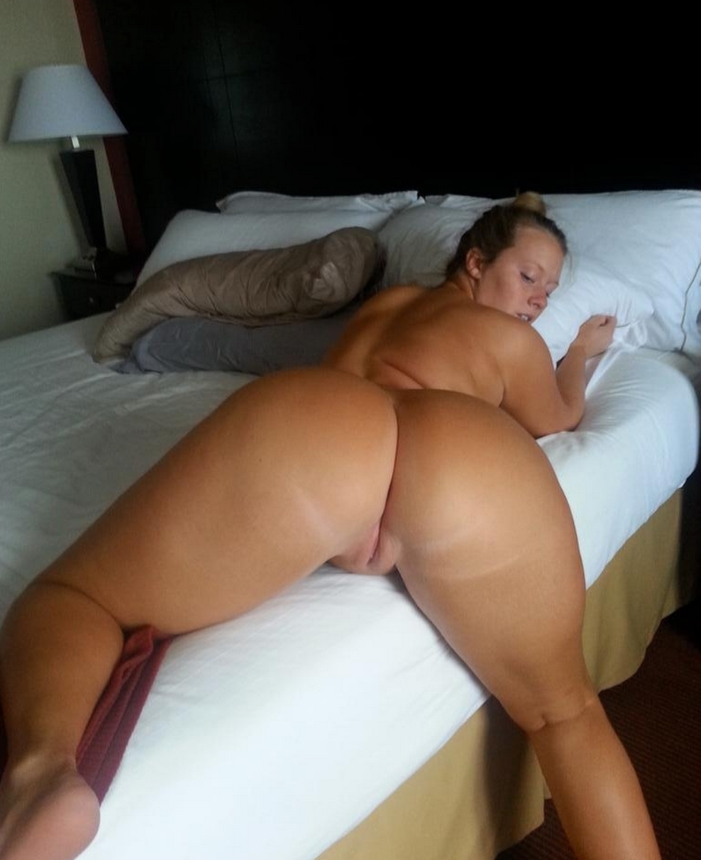 Phat ass girlfriend amature homemade #3