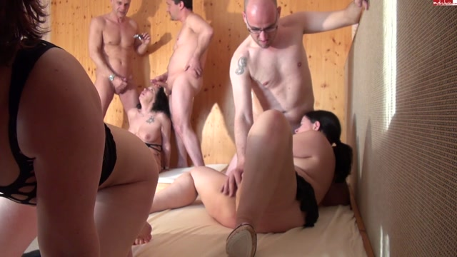 Mature orgy clips love when