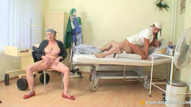 порно медсестра и дед смотреть онлайн
