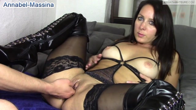 Annabel massina anal
