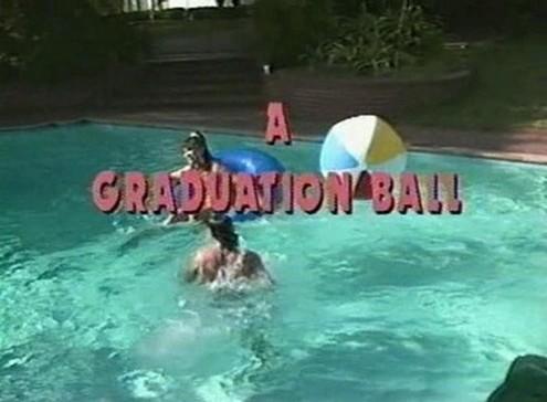 A graduation ball 1989 8