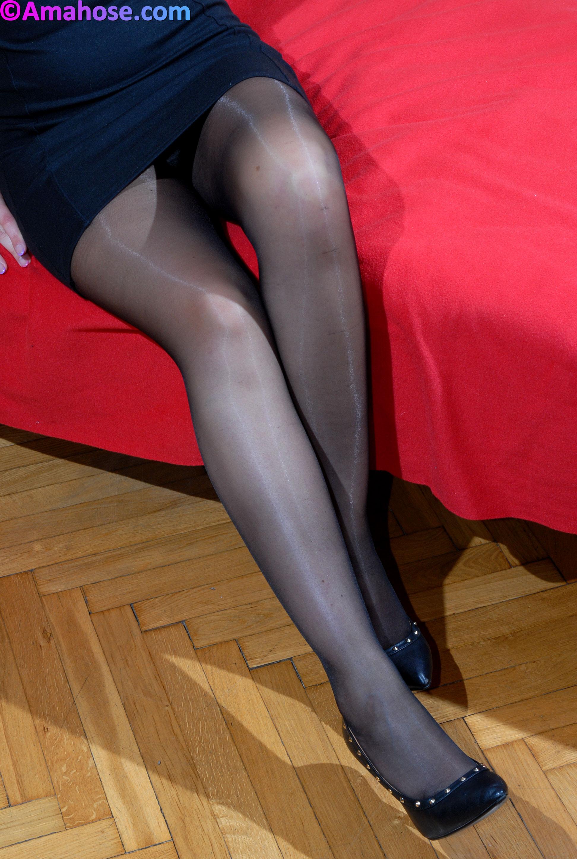 Nylon N Pantyhose Links N 47