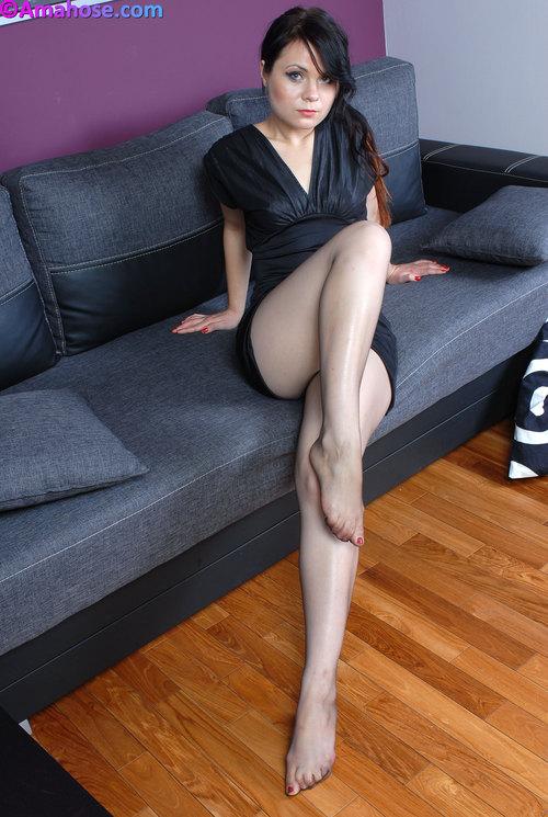Legs Nylon Stockings 52