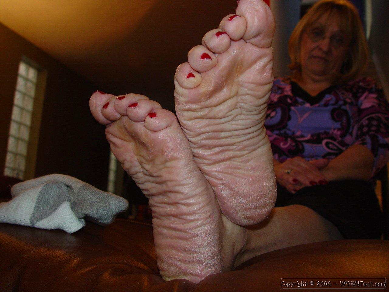 Granny video nude photo