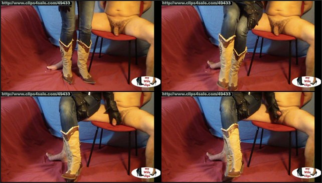 This video contains compilation of femdom clips from clipstore HD - my Wife domination