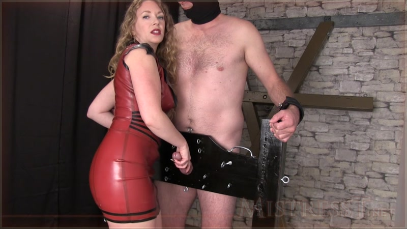Tease and denial fetish — photo 15