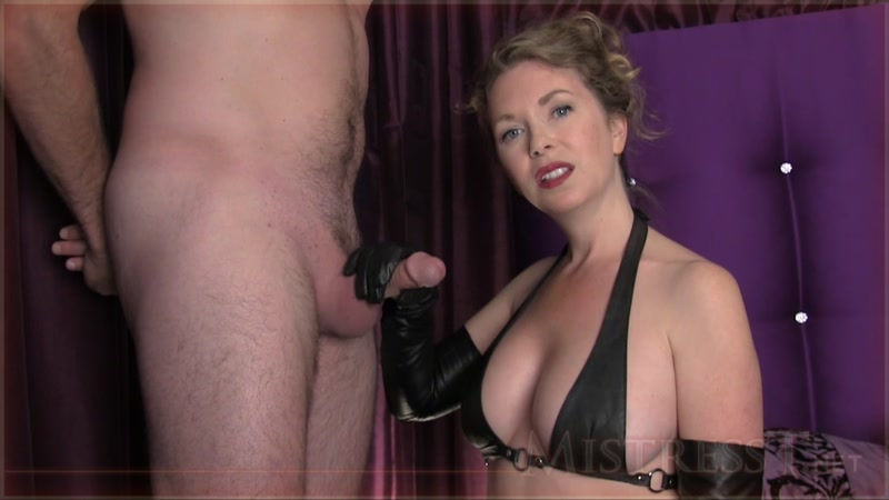 mistress sperm control training