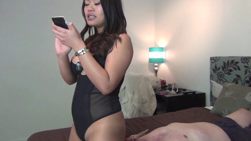 Asian tease and denial femdom gifs hot vid