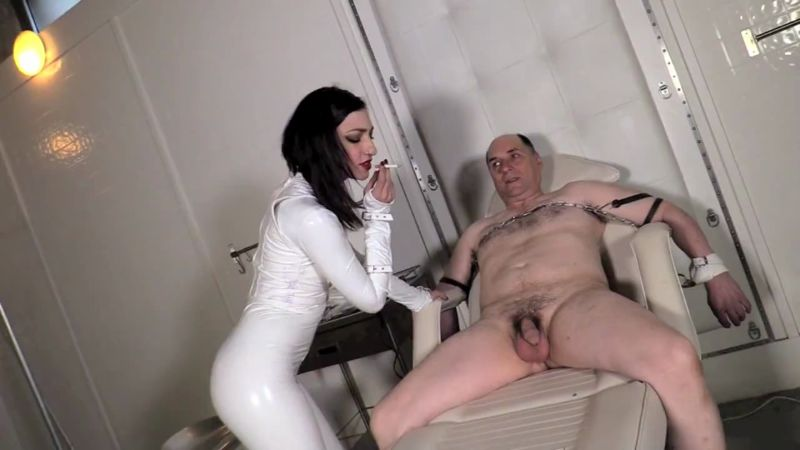 DomNation – STRIPPED AND SHAVED. Starring Mistress Cybill Troy | Female  Domination World