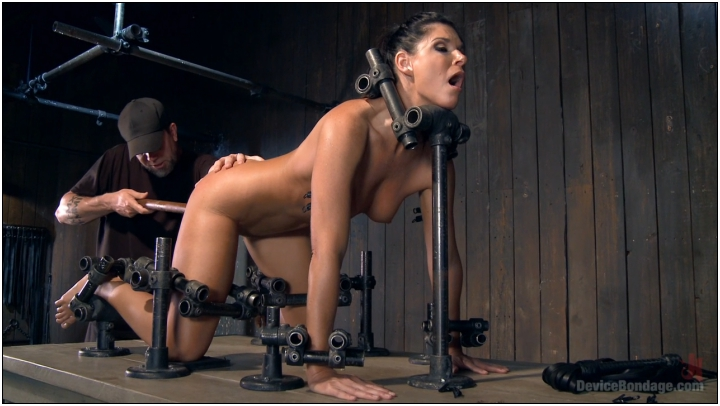 Humiliation Torture Porn - [DeviceBondage / Kink ] India Summer (The Return of India Summer /  10.10.2014) [BDSM, Humiliation, Torture, 720p, HDRip]