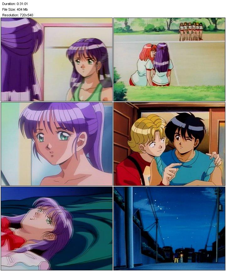 Hentai shin anime angel