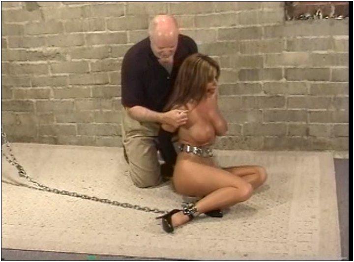 videos bondage davis Brian
