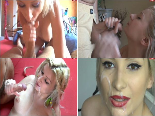 Teeny-Winnie18 : MDH : The Best of Cumshot 2015 [1080p]