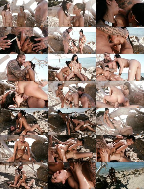 Apolonia, Julia de Lucia - Apolonia and Julia: Liberated slaves [FullHD 1080p] - Cum Louder