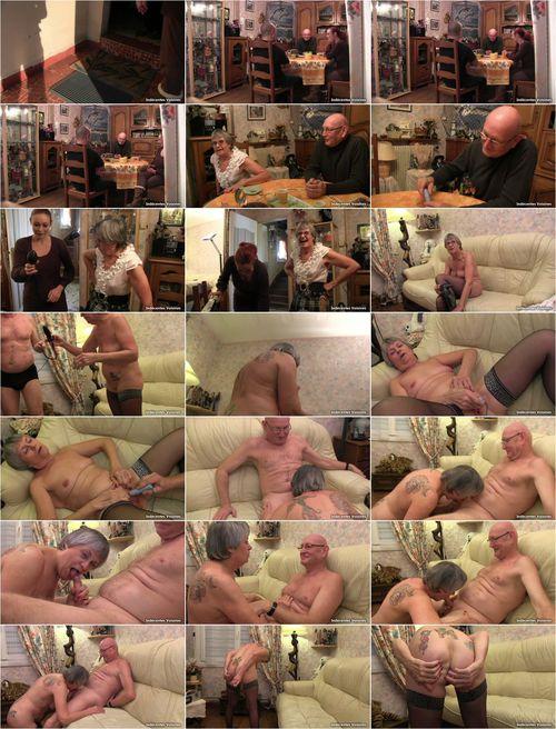 French porn - Joelle - A Pau (64), chez Joelle et Yves [FullHD 1080p]