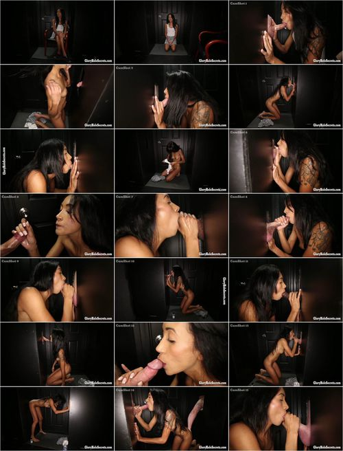GloryHoleSecrets - Leana - Leana's First Gloryhole Video [FullHD 1080p]