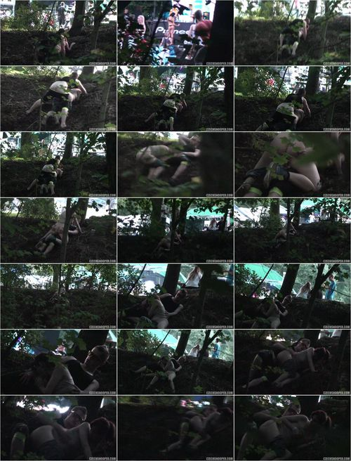 CzechSnooper/Czechav - Czech Snooper 4 - Voyeur (Amateur) [SD 540p]