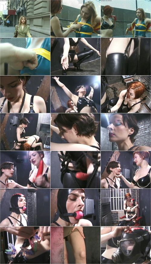 Latex Sex - Amauter - Rubber 1 [SD 480p]