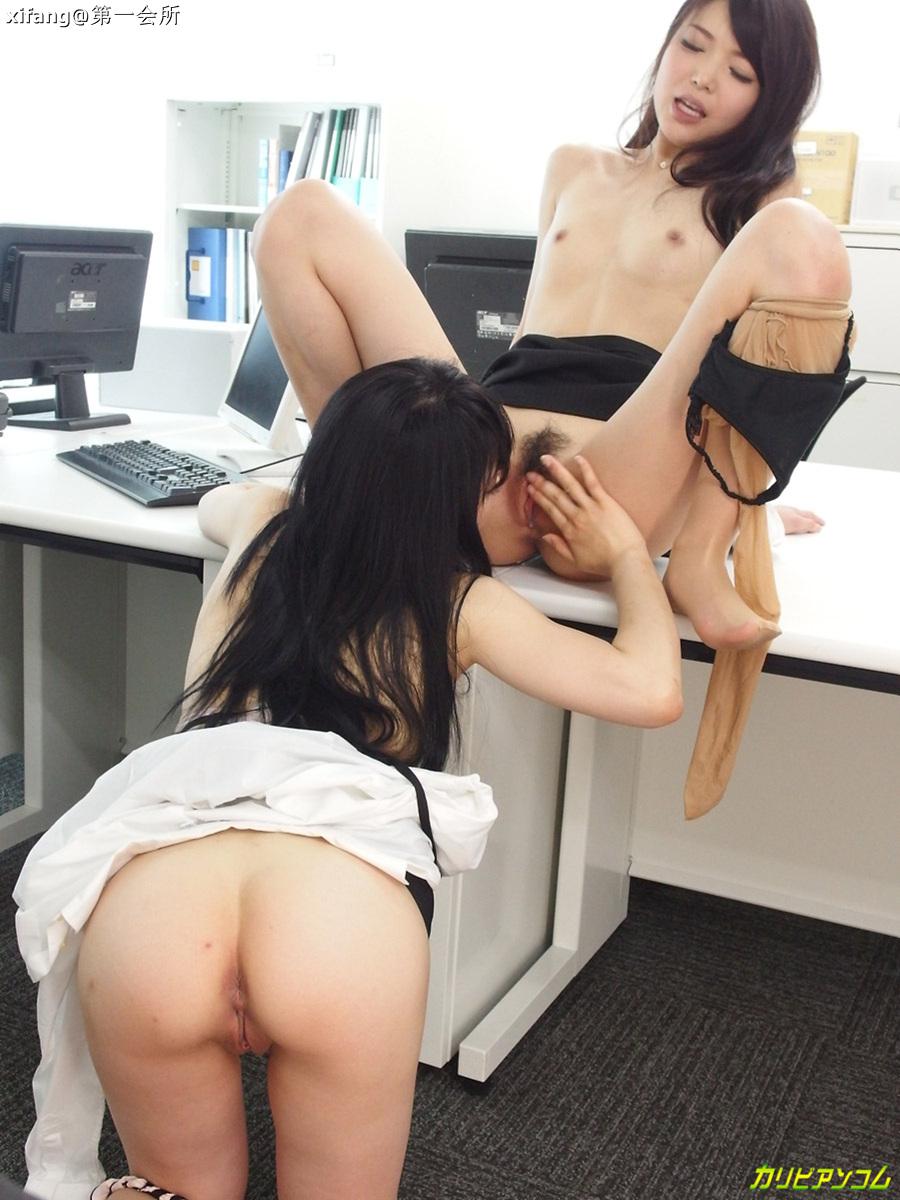 辦公室裡的3p激情