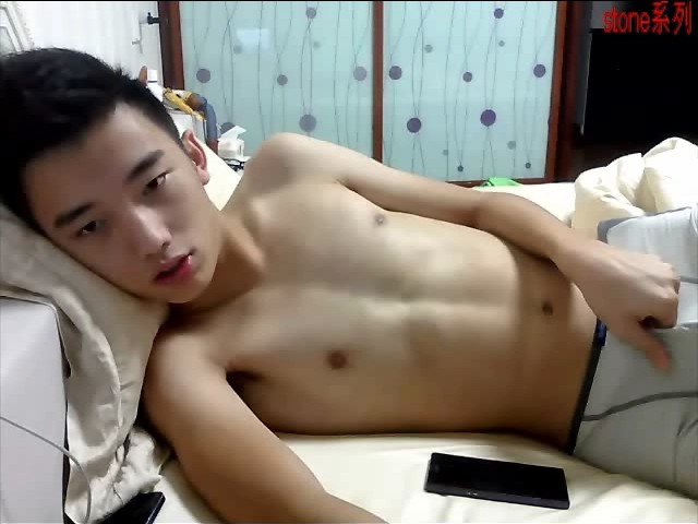 Asian boys wanking attractively arsehole