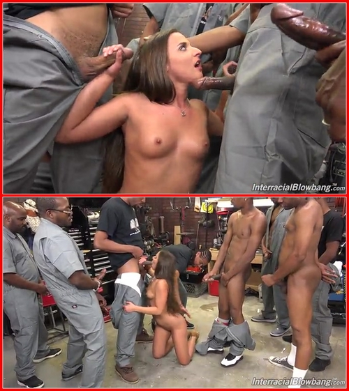 Amirah Adara Gets BlowBanged! (16.07.2015) BlowBang, IR