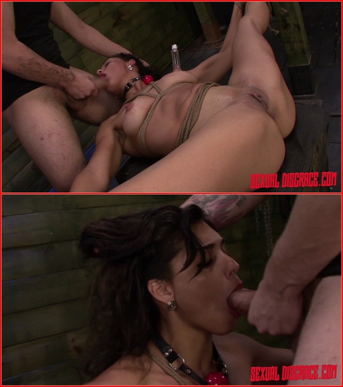 sex bdsm deep throat sex