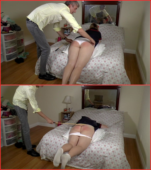 Alex's Sponsored Caning (Alex Reynolds, Paul Kennedy) 2015 BDSM, Spanking, Caning