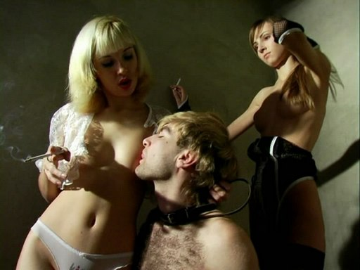 2456 - Guy Humiliated by Smoking Ladies_m,