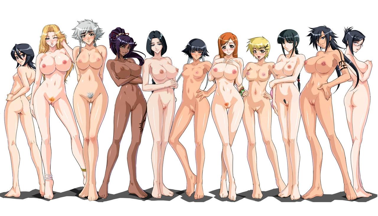 Naruto Shippuden Characters Naked Hd Pic