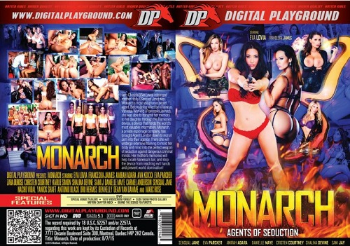 Monarch Agents Of Seduction (2015)
