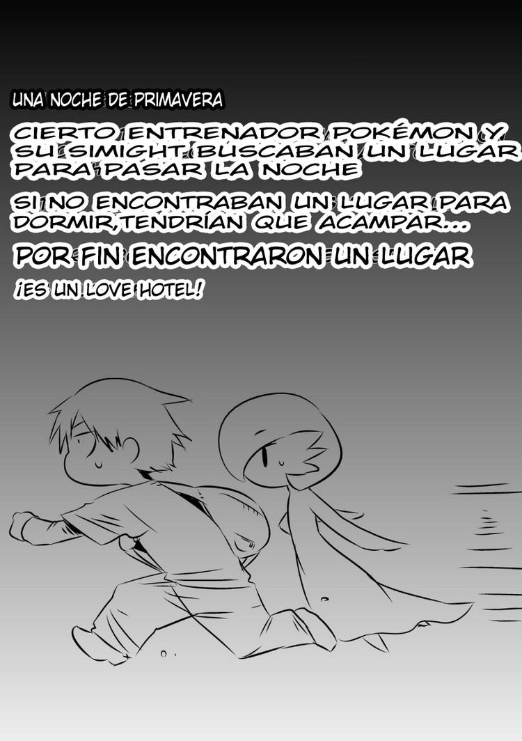 El Entrenador y el Pokemon en el Hotel del Amor 4