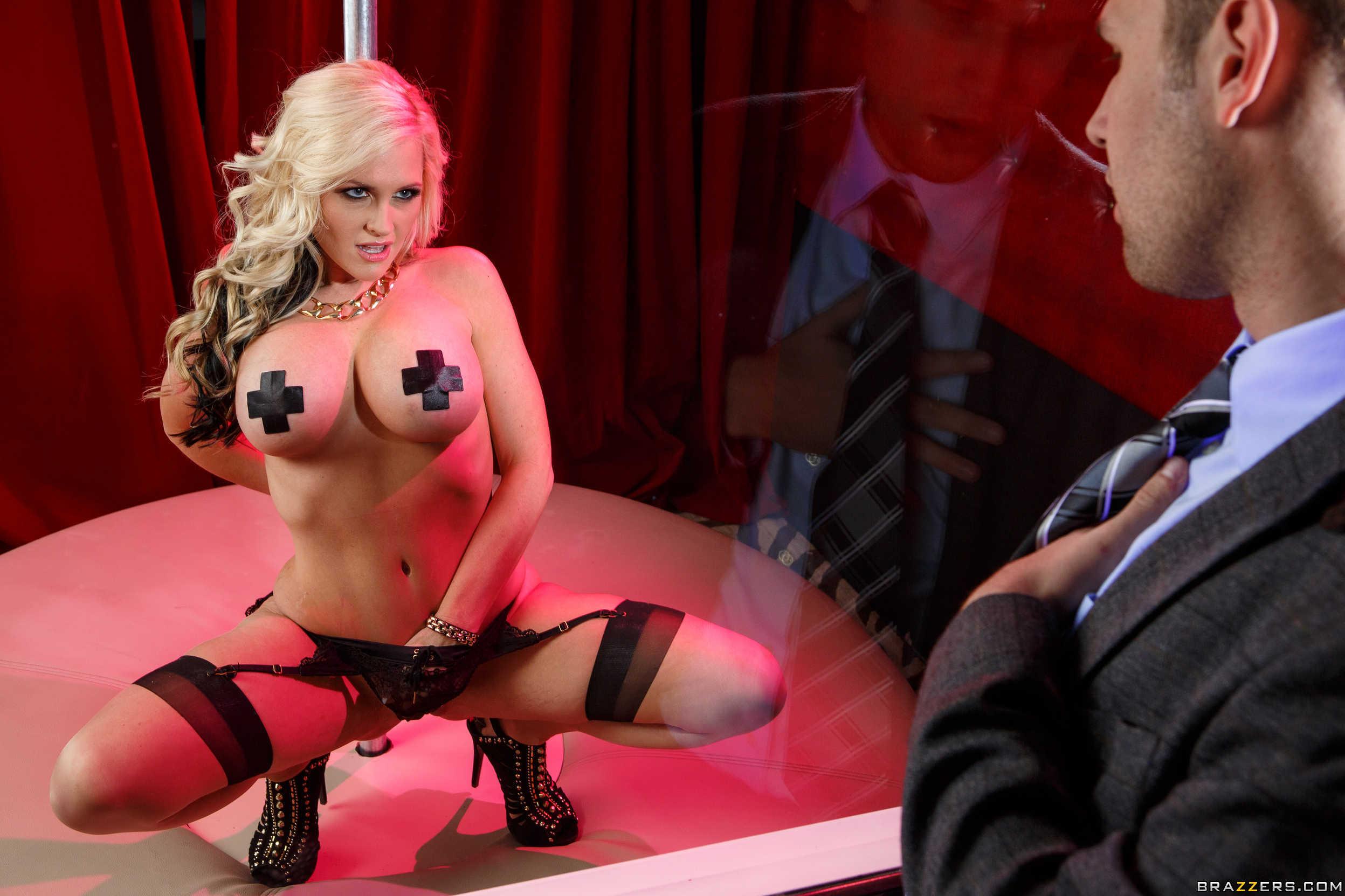 Erotic peep show