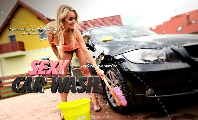 Lifeselector -   Sexy car wash