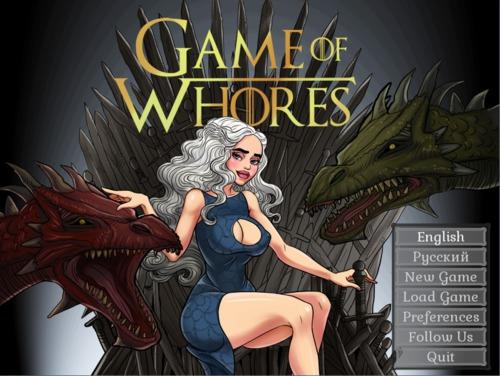 MANITU - Game of Whores