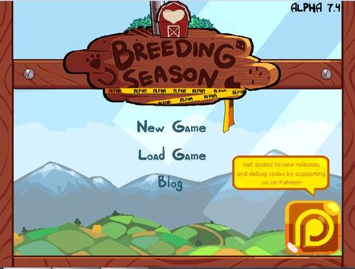 breeding season full game
