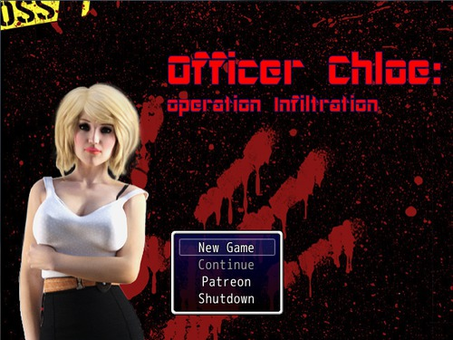 Key - Officer Chloe: Operation Infiltration