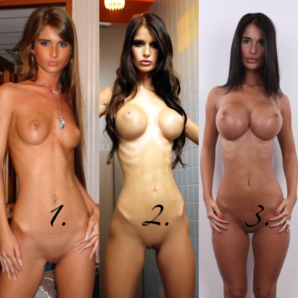 Naked women plastic fake