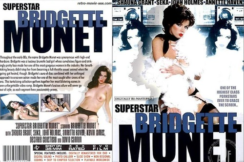 Superstars Bridgette Monet (1983) – Vintage Movie [Download]