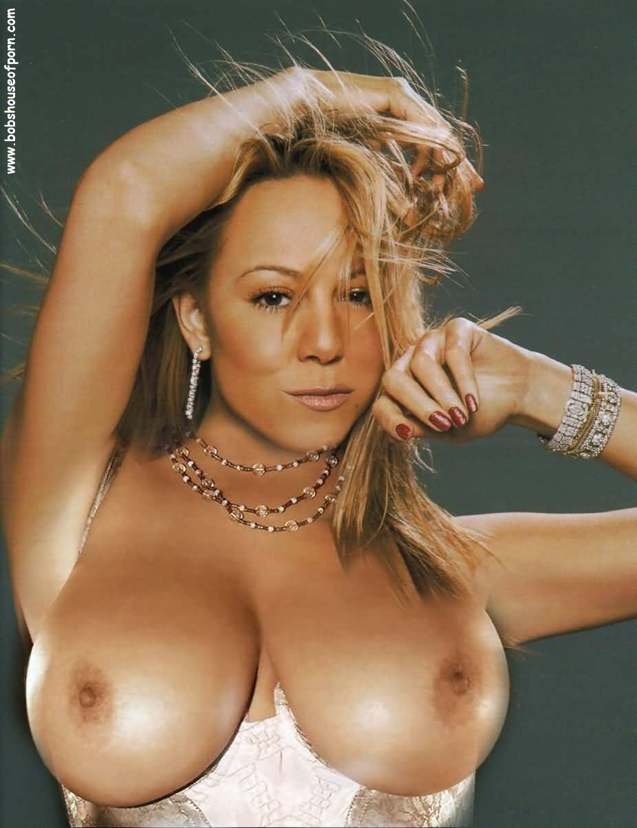 High resolution nude mariah carey