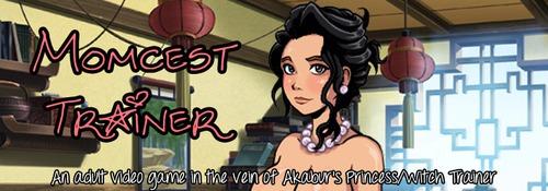 Akabur - Momcest Trainer - Version 0.1d