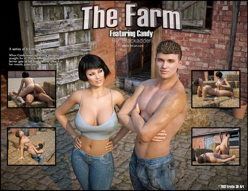 Blackadder - The Farm