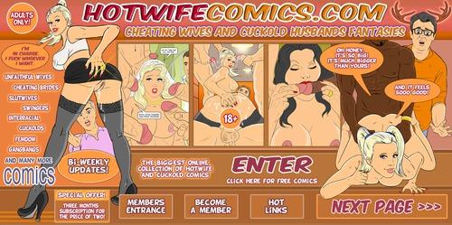 HotWifeComics ? SiteRip