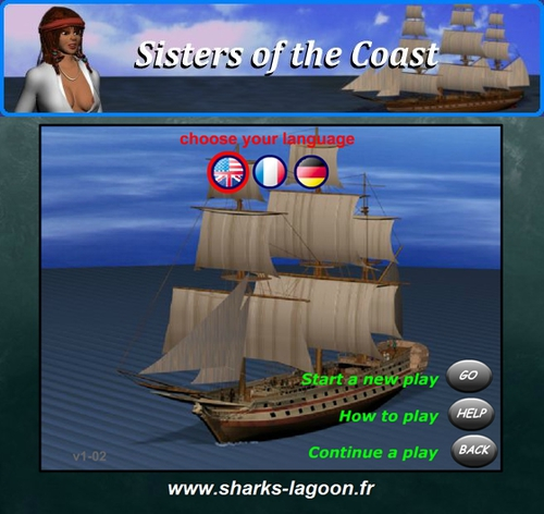 Sisters of the Coast Part 1 & 2